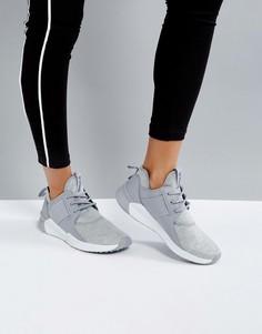Серые кроссовки Reebok Training Guresu - Серый