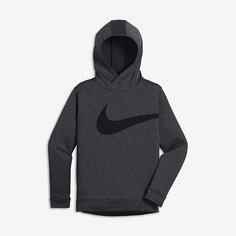 Худи для тренинга для мальчиков школьного возраста Nike Breathe