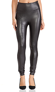 Леггинсы faux leather - SPANX
