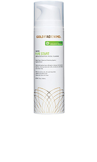 Очищающее средство pure start - Goldfaden MD