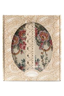 Скатерть с кружевом 150х150 Трехгорная мануфактура