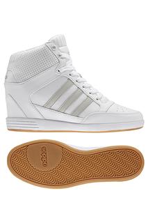 Кроссовки на танкетке adidas