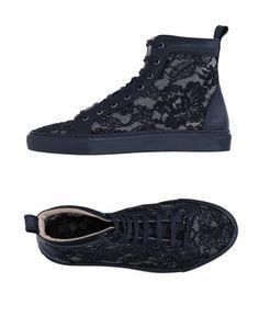 Высокие кеды и кроссовки Le Silla