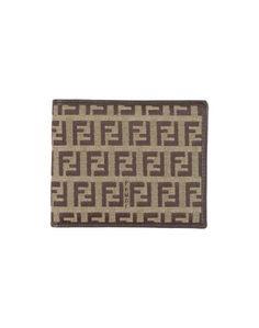 Бумажник Fendi