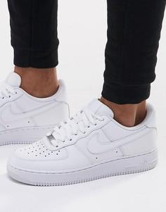 Белые кроссовки Nike Air Force 1 07 315122-111 - Белый