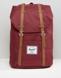 Рюкзак Herschel Supply Co Retreat - Красный