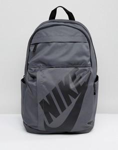 Серый рюкзак с логотипом Nike BA5381-020 - Серый