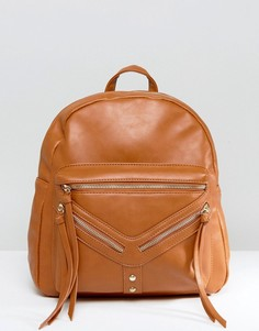 Рюкзак с кисточками Yoki - Рыжий
