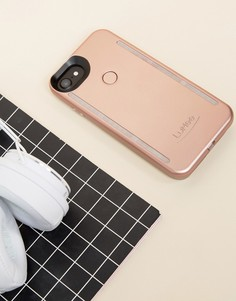 Чехол для iPhone 6/6S/7 от LuMee Duo - Rose Matte - Мульти