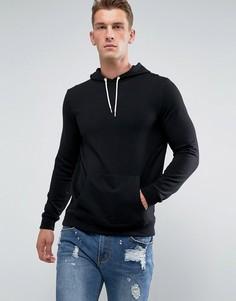 Черное худи New Look - Черный