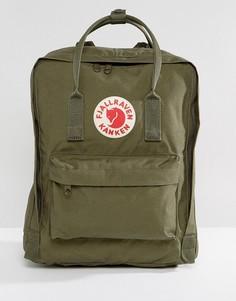 Классический рюкзак Fjallraven Kanken - Зеленый