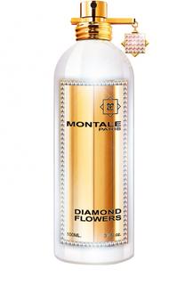Парфюмерная вода Diamond Flowers Бриллиантовая коллекция Montale