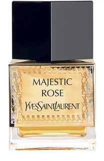 Парфюмерная вода Oriental Сollection Majestic Rose YSL