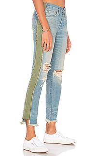 Прямые мешковатые джинсы maggie - NSF
