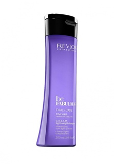 Шампунь Revlon Professional C.R.E.A.M. очищающий BE FABULOUS 250 мл