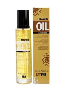 Масло для волос KayPro Увлажняющее драгоценное,  100 мл