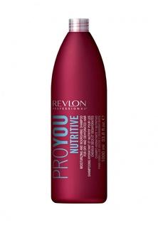 Шампунь Revlon Professional увлажняющий и питательный линии PRO YOU 1000 мл