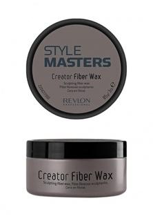 Воск для укладки Revlon Professional моделирующий для волос CREATOR FIBER WAX 85 мл