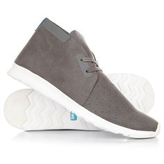 Ботинки высокие Native Apollo Chukka Dublin Grey
