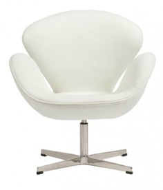 "Кресло ""Swan Chair White"" DG"