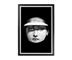 "Арт-постер ""Лина"", версия ""Ницца"" Object Desire"