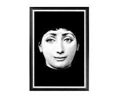 "Арт-постер ""Лина"", версия ""Портрет"" Object Desire"