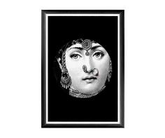 """Арт-постер """"Лина"""", версия """"Индия"""" Object Desire"""