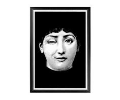 """Арт-постер """"Лина"""", версия """"Намек"""" Object Desire"""
