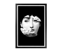 "Арт-постер ""Лина"", версия ""Седьмое небо"" Object Desire"