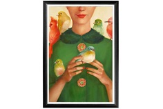 "Арт-постер ""Птицы счастья"" Object Desire"