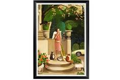 "Арт-постер ""Мадемуазель Нора"" Object Desire"