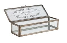 """Коробка для ювелирных украшений """"Alana"""" DG"""