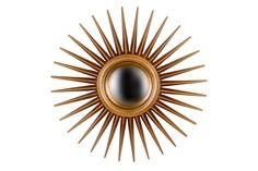 "Зеркало в раме солнце ""Star Gold"" Art Zerkalo"