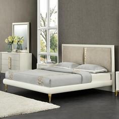 """Кровать с решеткой """"Trento"""" Fratelli Barri"""