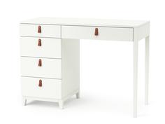 Консольный столик jagger (the idea) белый 100x75x50 см.