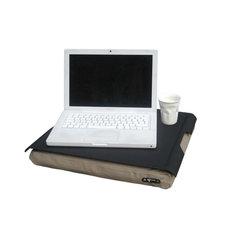 Подставка под ноутбук с пластиковым подносом laptray (bosign) черный 46.0x6.0x38.0 см.