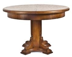 Раздвижной круглый стол ELE