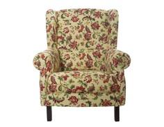 """Кресло с цветочным орнаментом """"Цветы Прованса"""" La Neige"""