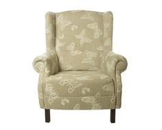 """Кресло с орнаментом """"Бабочки"""" La Neige"""