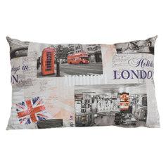 """Прямоугольная подушка """"Каникулы в Лондоне"""" Between Home"""