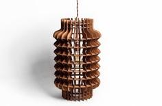 """Деревянный светильник """"Китайская башня"""" Albero"""