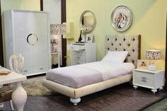 Кровать полутораспальная Palermo Fratelli Barri