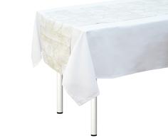 """Дорожка на стол """"Amore bianco"""" T&Amp;I"""
