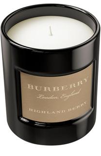 Свеча ароматизированная Highland Berry Burberry