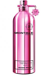 Дымка для волос Rose Musk Montale