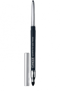 Автоматический карандаш для глаз с растушевкой, оттенок Intense Midnight Clinique
