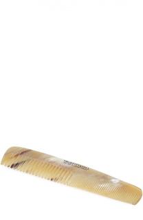 Расчёска для волос с мелким и крупным гребнем / Рог, 19 мм Truefitt&Hill Truefitt&;Hill