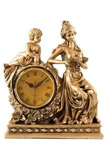 Часы настольные 37х16х43 см Русские подарки