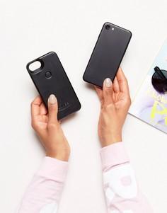 Черный чехол для iPhone 6/6S/7 LuMee II - Мульти
