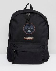 Черный рюкзак Napapijri Voyage - Черный